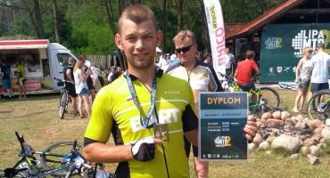 Krzysztof Kwaśniewski przejechał do Krakowa na rowerze bez spania. Teraz planuje rowerowy ultramaraton 1200km