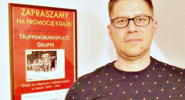Wojciech Kozłowski prowadzi własne badania. Dzięki takim ludziom pamięć o walczących z komunistami nigdy nie zginie
