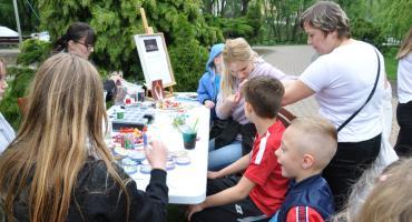 Piknik sportowy przy OKSiR - jakie atrakcje przygotowali organizatorzy? Zobaczcie zdjęcia