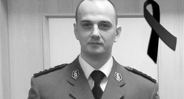 Krzysztof Duliński nie żyje. Odszedł pochodzący ze Świecia młody policjant