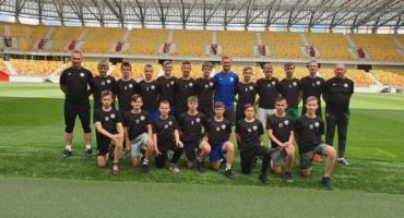 Damian Ejankowski awansował z kadrą Kujawsko-Pomorskiego U-13 na mistrzostwa Polski