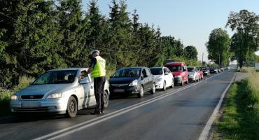 Dla niektórych kierowców weekend się przedłużył. Policjanci złapali pijanych za kierownicą [Zdjęcia]