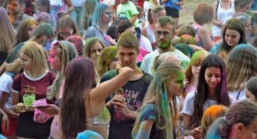Holi Festival wraca do Świecia! W sobotę wielkie święto kolorów