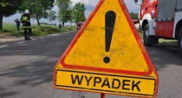 Droga w Błądzimiu zablokowana! Nie żyje motocyklista