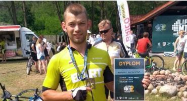 Krzysztof z gminy Świecie wystartował w Ultramaratonie Wisła 1200. Mija 58 godzina na rowerze! Jak sobie radzi?