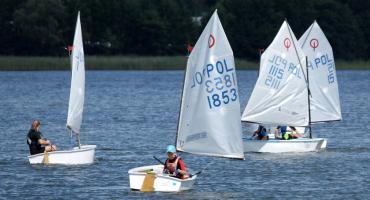Młodzi żeglarze rywalizowali o puchar Columba [ZDJĘCIA]
