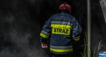 Strażacy jeżdżą dziś do akcji od samego rana. Pożary, wypadki. Co się dziś działo?