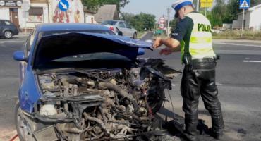 NOWE INFORMACJE w sprawie wypadku w Niewieścinie. Kierowca był pod wpływem alkoholu
