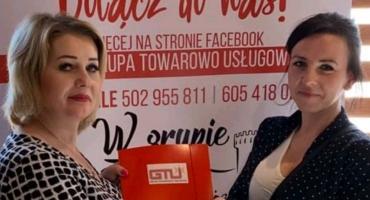 Julia Znaniecka założyła agencję reklamową Motyw