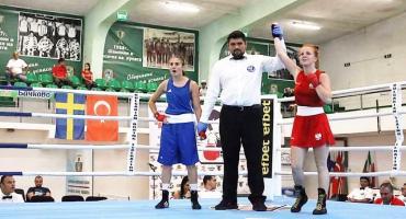 Karolina Ampulska zdobyła złoty medal w turnieju juniorek w Bułgarii