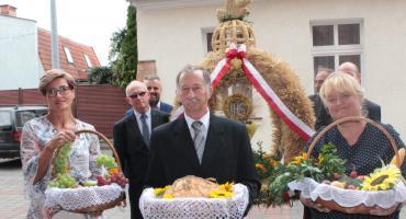 Święto Plonów w Nowem