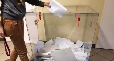 Są wstępne wyniki wyborów. Zobaczcie jak na razie rozkładają się siły w parlamencie