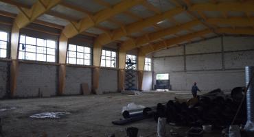 Budowa hali sportowej w Pruszczu bez opóźnień