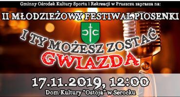 II Młodzieżowy Festiwal Piosenki