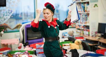 Zostań Mikołajem, spraw radość dzieciom z onkologii