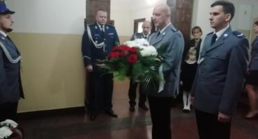 Policjant Łobocki zostanie zapamiętany. Zginął na służbie