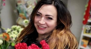 Joanna Chróścińska nie nudzi się w pracy. W swojej kwiaciarni