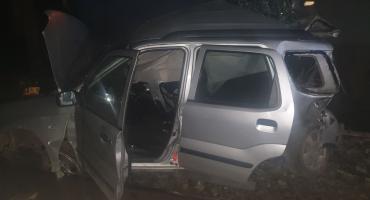 Nowe informacje w sprawie zdarzenia na przejeździe kolejowym w Gajewie. Kierowca samochodu był pijany [ZDJĘCIA]