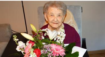 Anna Mizia z Nysy ma 105 lat!