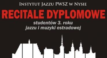 Recitale dyplomowe stydentów PWSZ