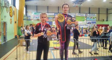 Dwa złote medale Julii Michalczewskiej