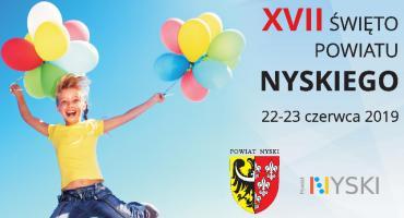 Święto Powiatu Nyskiego 2019. Program imprezy