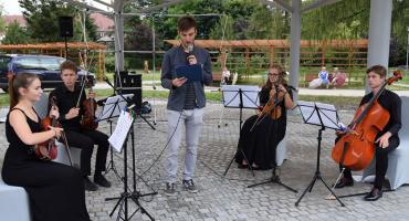 Od klasyki po muzykę filmową - koncert na Placu Paderewskiego