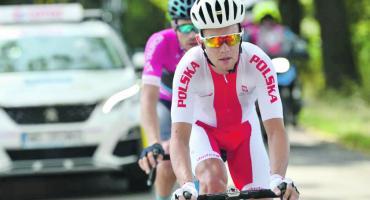 Tour de Pologne - Paweł Franczak bohaterem pierwszych etapów