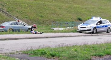 Wypadek pod Skorochowem