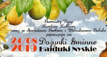 Dożynki gminne w Hajdukach Nyskich