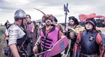 Rycerze, ogry i trolle na fortach
