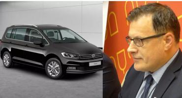Burmistrz kupuje kolejne auto
