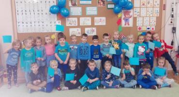 Niebiesko w przedszkolu