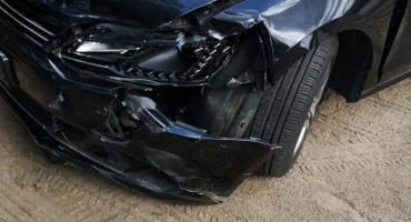 Dwie osoby poszkodowane w wypadku w Łącku