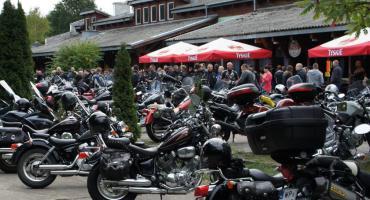 Motocykliści z sercem - charytywny zlot w Miałkówku