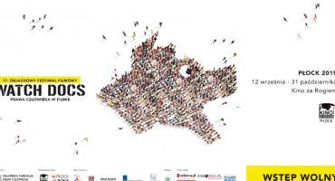 Festiwal Filmowy, który traktuje o prawach człowieka. W Płocku trwa właśnie słynny WATCH DOCS
