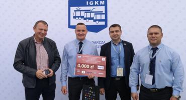 Płocczanin wśród najlepszych kierowców w kraju. Sukces Piotra Śliwińskiego