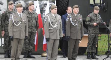 Zmiana dowódcy 6 Mazowieckiej Brygady Obrony Terytorialnej. Płk Owczarek zastąpił płk. Kaliciaka