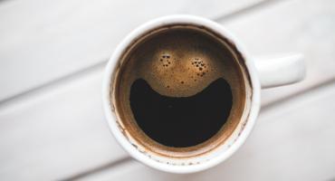 14,5 mln litrów kawy rocznie - to 93 kubki na minutę!