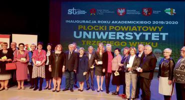 Uniwersytet Trzeciego Wieku ma studentów także w Rogozinie