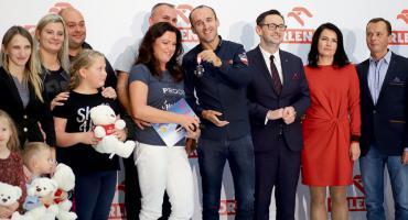 10 kolejnych samochodów trafiło do szczęśliwców w loterii PKN ORLEN