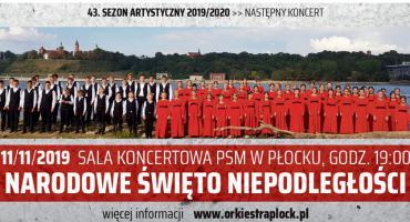 Państwowa Szkoła Muzyczna. Koncert na Święto Niepodległości
