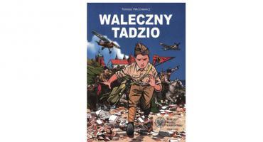 Komiks o Tadeuszu Jeziorowskim