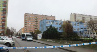 Co się stało na ul. Kossobudzkiego? Policyjna akcja nadal trwa. Brak wjazdu na osiedle [AKTUALIZACJA]