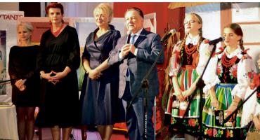 Koncert galowy w Szczawinie Kościelnym