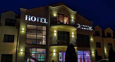 Konkurs andrzejkowy z Hotelem Kawallo