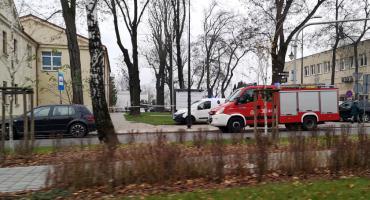 Trwa ewakuacja ponad 100 osób z uczelni. Wszystko przez e-mail