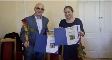 Nagrody dla mieszkańców miasta Gostynina