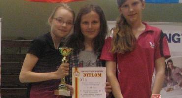 Zagrały na Mistrzostwach Polski