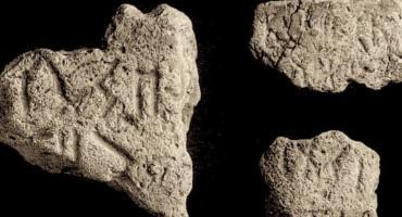 Co kryją tajemnicze inskrypcje na tabliczkach sprzed czasów Mieszka I ?